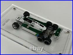 1/43 Formula 1 Williams Ford FW08B six wheels Fly Saudi from 1982 MG569
