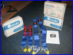 1 New Unwin Ex Council Wheel Chair Restraint Set Direct From Council Stores