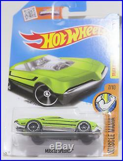 100 x Random Brand New Hot Wheels Showdown Diecast Cars Fast Shipping From Melb