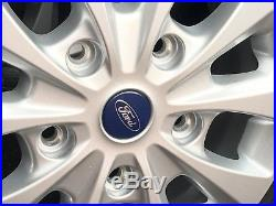 16 Alloy Wheels & Tyres From 2018 Ford Transit Custom Genuine brand new Tyres