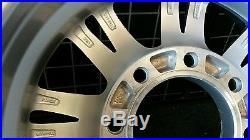 16x6 Inch 8 Lug Hd 3960# Alum 8 Star Trailer / Rv Wheel- From Rv Country
