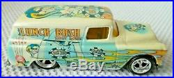 1955 CHEVY PANEL Hot Wheels 2010 LUNCH BASH St. Louis (Loose from Baggie) 1/12