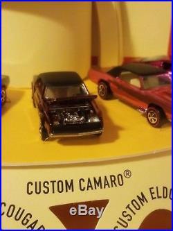 2018 Hot Wheels 50th RLC Custom Camaro from Original 16 Display Set