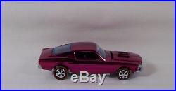 2018 Hot Wheels 50th RLC Custom Mustang loose from Original 16 Display Set