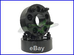 4 5x135 Wheel Spacers Adapters 2 Inch Thick Ford F-150 Expedition Navigator
