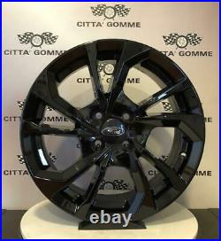 4 Alloy Wheels Compatible Ford Fiesta Fusion B-Max Ka From 16 New
