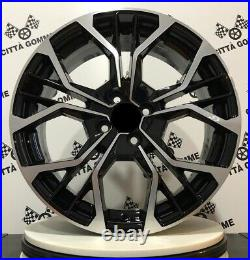 4 Alloy Wheels Compatible Renault Clio Megane Modus Captur From 17 Brand New