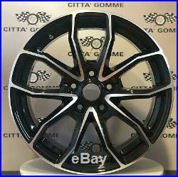 4 Alloy Wheels Compatible Seat Alhambra Ateca Exeo Leon From 17 New Top