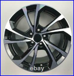 4 Alloy Wheels Compatible Seat Ibiza Arona Toledo Cordoba From 17 , Brand New
