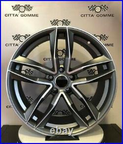 4 Alloy Wheels Compatible Seat Ibiza Arona Toledo Cordoba From 17 , New
