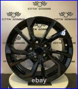 4 Alloy Wheels Compatible Seat Ibiza Arona Toledo Cordoba From 17 New