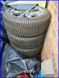 4 Brand New Alloy Wheels and Brand New Tyres (from BMW X5 2016)