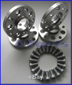 4 PCD Wheels Adapters from 5x100 to 5x112 VW Golf MK3