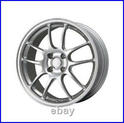 4x Enkei PF01 15x7.0J +35 4x100 SS From Japan JDM Wheels Rims