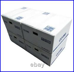 4x Enkei RPF1 15x7.0J +35 4x100 MBK From Japan JDM Wheels Rims