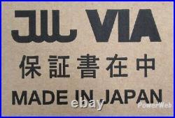4x SSR GT X02 19x8.5 5x112 +45 Dark Silver from Japan JDM Wheels Rims 19