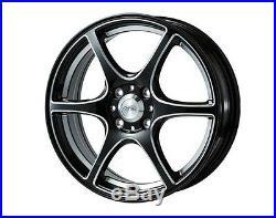 5ZIGEN ProRacer DF-V6 wheels 16x6.5J +45 4Hx100 for HONDA FIT from JAPAN