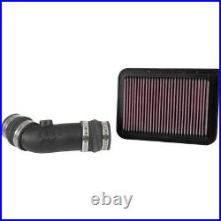 63-9041 K&N Cold Air Intake New for Toyota Corolla Scion iM 2016