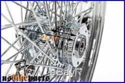80 Spoke 18 x 3.5 Rear Wheel for 3/4 axle from 2000