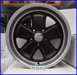 A set of 4 Alloy wheels 8j+10j x18 suitable for PORSCHE 996 C2/C4 from m. Y. 2002