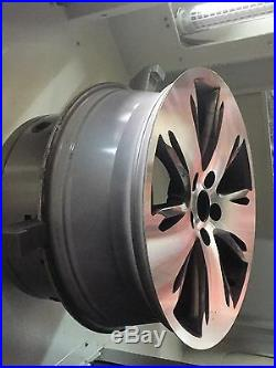 Alloy Wheel CNC & Wet Blast Package From £25.78 + VAT Per Day