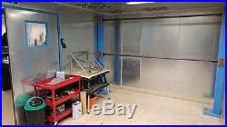 Alloy Wheel Oven, Wet spray booth & Clean Room Package prices from £17995 + vat