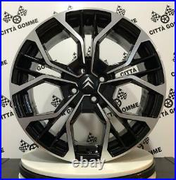 Alloy Wheels Compatible Citroen C2 C3 C4 Picasso Ds3 Ds4 Berlingo From 17 New