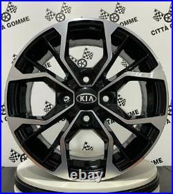 Alloy Wheels Compatible For Kia Picanto Rio Sephia Shuma Stojnic From 15 New
