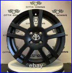 Alloy Wheels Compatible Toyota Yaris Aygo Corolla Iq From 15 New Italy