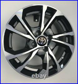 Alloy Wheels Compatible Toyota Yaris Aygo Corolla Iq From 15 New Offer S5