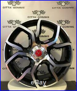 Alloy wheels ABARTH Grande Point and Punto Ages from 17 NEW SUPER OFFER TOP
