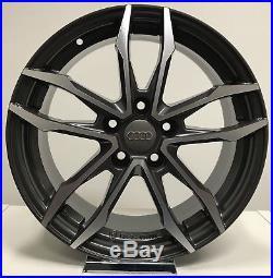 Alloy wheels Audi A3 A4 A5 A6 Q2 Q3 TT NEW FROM 17 NEW Original Offer