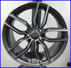 Alloy wheels Audi A3 A4 A5 A6 Q2 Q3 TT NEW FROM 19 NEW OFFER SUPER TOP