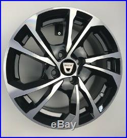 Alloy wheels Dacia Logan Sandero Stepway Dokker Lodgy from 16 NEW OFFER TOP