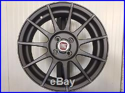 Alloy wheels Fiat Grande Punto Ages from 17 NEW Special offer Abarth