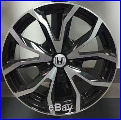 Alloy wheels Honda Accord Civic Cr-v Cr-z Fr-v Hr-v Stream from 17 NEW ESSE1