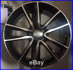 Alloy wheels Mercedes classe A B C GLA CLA from 17 New in Offer AMG RIF 835