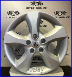 Alloy wheels Renault Kadjar Megane IV Talisman Fluence from 17 NEW ORIGINAL