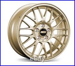 BBS JAPAN RG-F Wheels Gold 15x6.0J +40 4x100 set of 4 RG524 rims from JAPAN