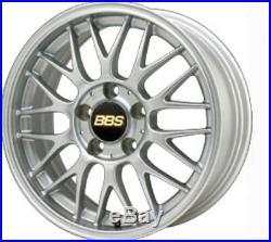 BBS JAPAN RG-F Wheels Silver 16x6.5J +38 5x100 set of 4 RG511 rims from JAPAN