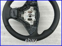 BMW OEM M tech Sport steering wheel new leather! E60 E61 E63 E64 from 09/2005