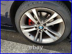 BMW alloy wheels 18, STYLE 397, removed from a 320 Sport, 2 new tyres