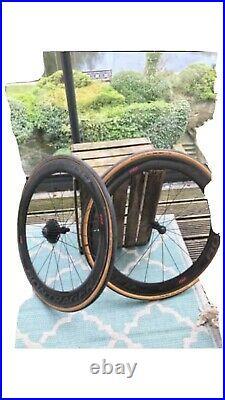 Bontrager Aeolus XXX 6 Wheelset (RIM) Used from July 2020 Carbon Road Wheels