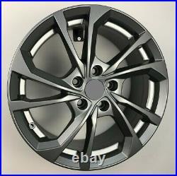 Compatible alloy wheels Renault Kadjar Megane IV Talisman Fluence from 16 NEW