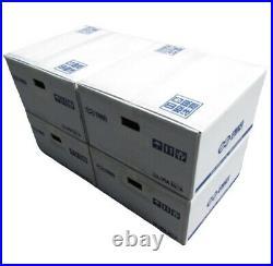 ENKEI GTC02 19x9.5 +45 5x114.3 HS from Japan 4 rims wheels JDM