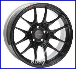 ENKEI GTC02 19x9.5 +45 5x114.3 MBK from Japan 4 rims wheels JDM