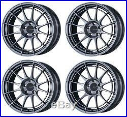 ENKEI NT03RR 17x8.0 +35 5x114.3 HS from Japan 4 rims wheels JDM