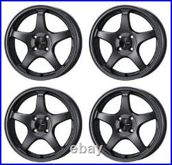ENKEI PF05 16x7.0 +45 4x100 DS from Japan 4 rims wheels JDM