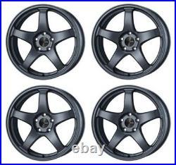 ENKEI PF05 16x7.0 +48 5x100 MDG from Japan 4 rims wheels JDM