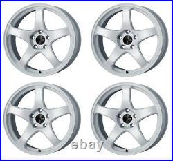 ENKEI PF05 17x8.0 +35 5x114.3 W from Japan 4 rims wheels JDM